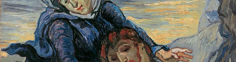 Divine Beauty from Van Gogh to Chagall and Fontana