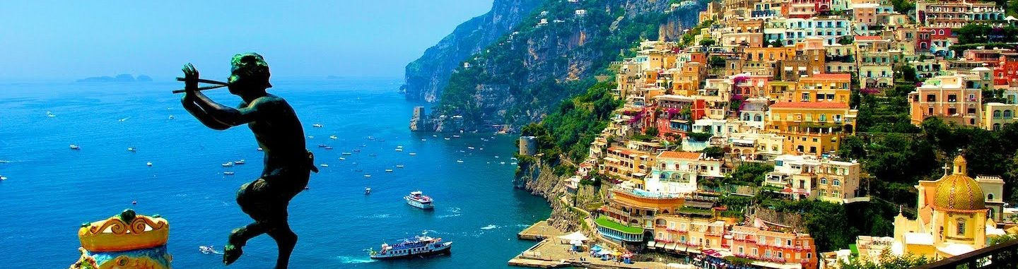 Discover Amalfi Coast with our guided tour