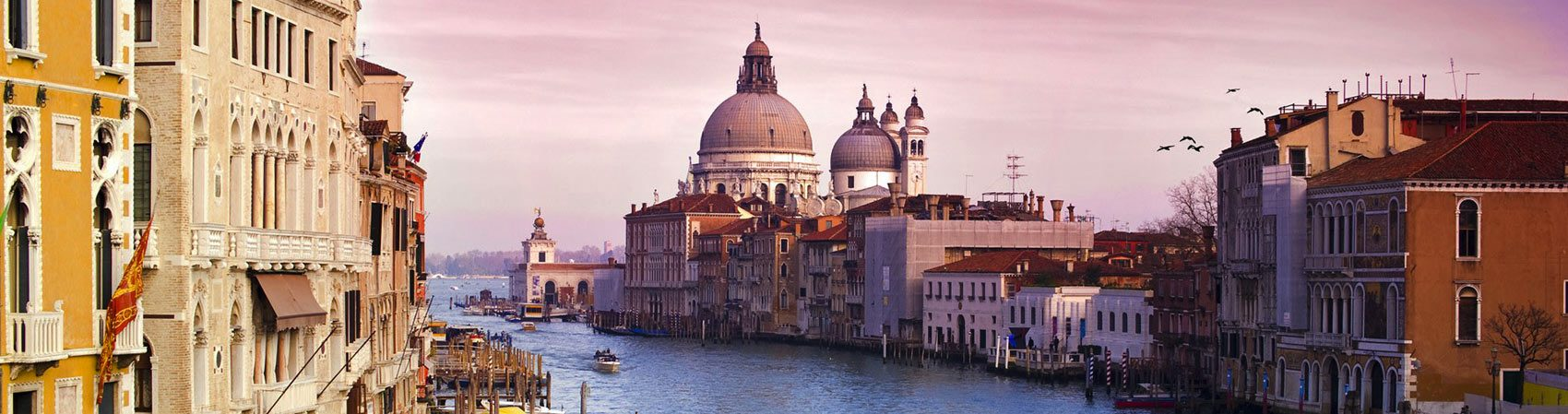 Venice, Italy: Boat Ride on the Grand Canal